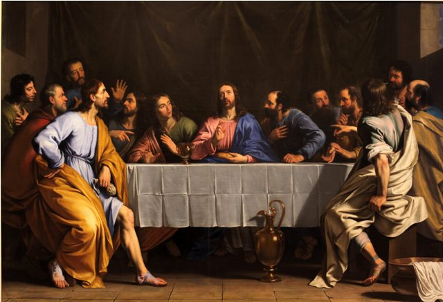 Last-Supper-by-Philippe-de-Champaigne