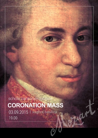 Mozart Coronation Mass